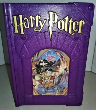 "2001 Harry Potter ""Dragon Alley - Chapter Game"" with instructions - Missing parts"