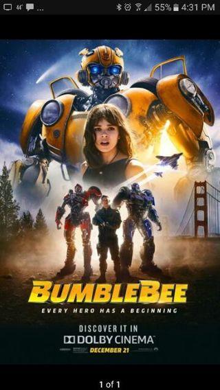 Bumblebee HDX New Release