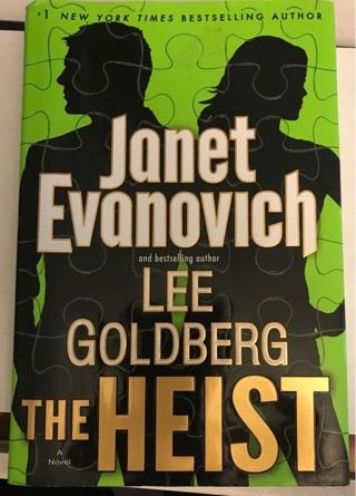 The Heist Janet Evanovich