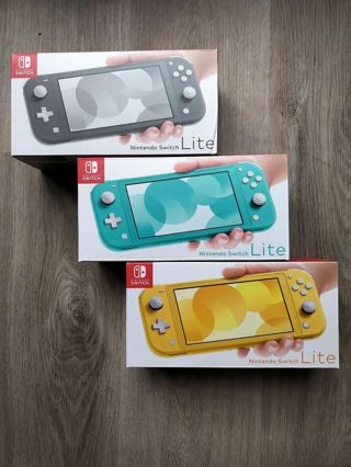Nintendo Switch Lite LOWER GIN! CYBER MONDAY ONLY!