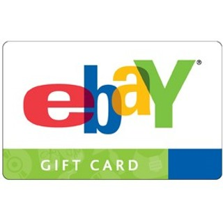 Free 100 Ebay Gift Card Via Digital E Code Online Delivery Gift Cards Listia Com Auctions For Free Stuff