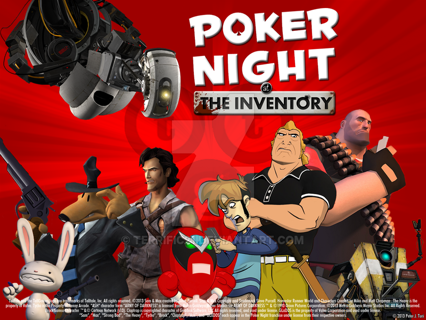 Free: Poker Night at the Inventory (Steam key) - Video Game