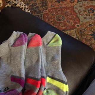 Ladies Reebox Socks