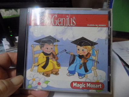 Baby Genius Magic Mozart CD Classical series