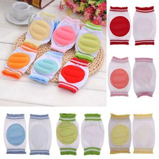 1 Pair Baby Knee Pads Protector Kids Children Safety Crawling Elbow Cushion Infants Knee Pads Prot