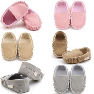 Newborn Baby Toddler Girls Boys Soft Crib Shoes Sneakers Prewalker Doug Shoes