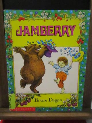 Jamberry - by Bruce Degen