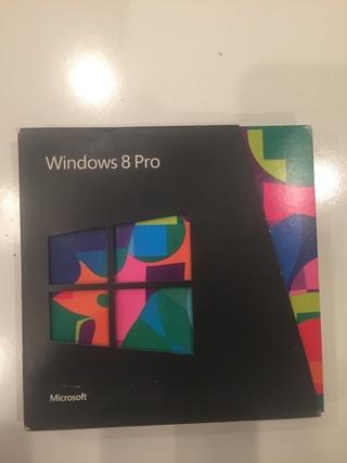 windows 8 pro with key