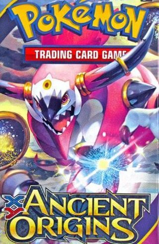 Pokemon Trading Card Game XY Ancient Origins Sealed Booster Pack Cards