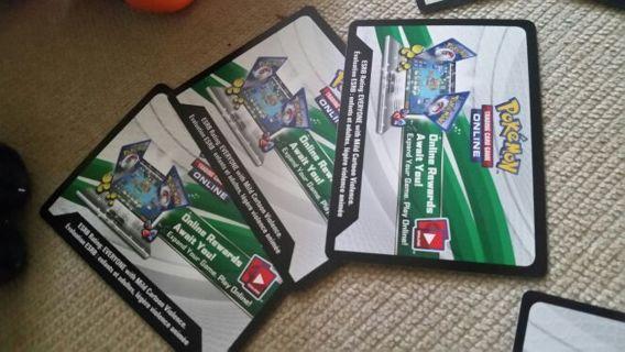 Pokemon online codes #3