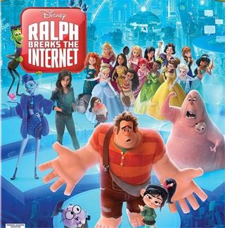 Ralph Breaks the Internet HD digital copy
