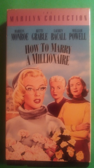 vhs how to marry a millionaire free shipping