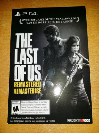 the last of us free download code