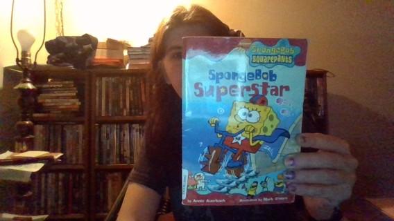 Spongebob Squarepants Superstar By Annie Auerbach
