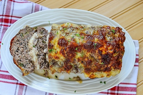 ☆(New) Philly Cheesesteak Meatloaf Recipe ☆
