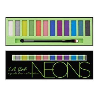 L.A. Girl Beauty Brick in Neons -