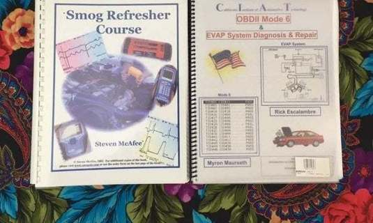 SMOG REFRESHER COURSE CIAT BOOKS PAPERBACK FREE SHIPPING