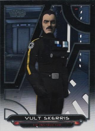 2018 Star Wars Galactic Files #REB40 Vult Skerris