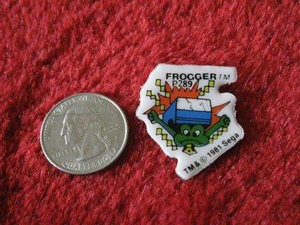 1981 Sega Frogger Series Refrigerator Magnet: #p289