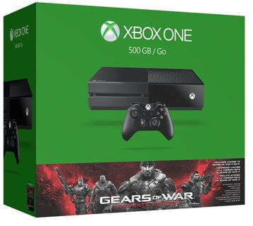 Xbox One, 500GB Console Gears of War Bundle! BRAND NEW!