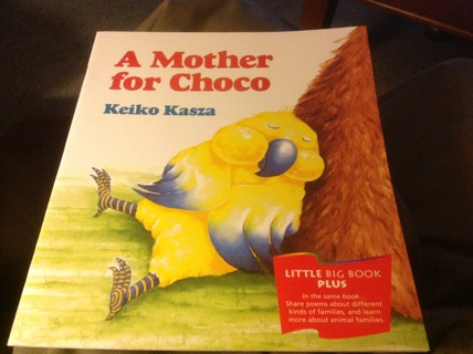 A MOTHER FOR CHOCO by KEIKO KASZA