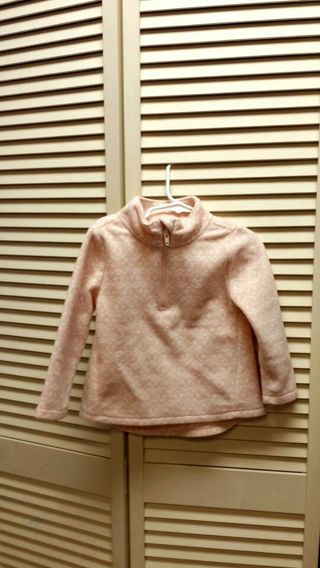 Old Navy pull up sweater top and 2 top size 3t