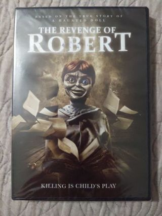 DVD The Revenge of Robert