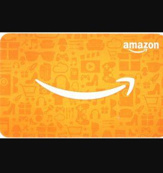 ❤$50 AMAZON E-GIFT CODE❤