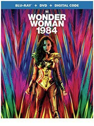 Wonder Woman 1984 HD Movies Anywhere, Vudu digital code