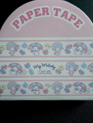 "Sanrio '2019~""My Melody"" Washi Tape/Paper Tape **Buy 2, Get 1 Free!!** ☆Kawaii Bonus☆"
