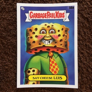 GPK(Say Cheese Luis)