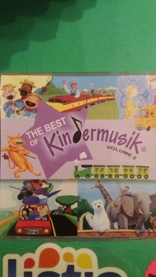 cd the best of kindermusik free shipping