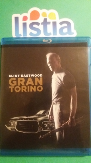 blue-ray  clint  eastwood in gran torino  free shipping