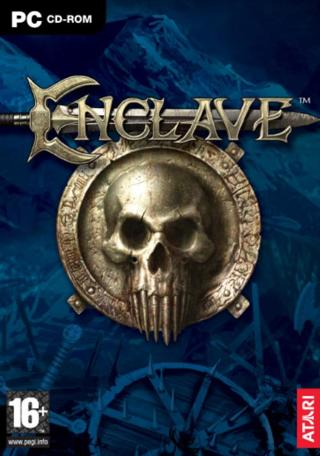 Enclave steam key (trading cards)