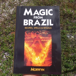 MAGIC FROM BRAZIL Recipes Spells and Rituals ☽✪☾ Witchcraft Wicca Witch Magick FREE SHIPPING