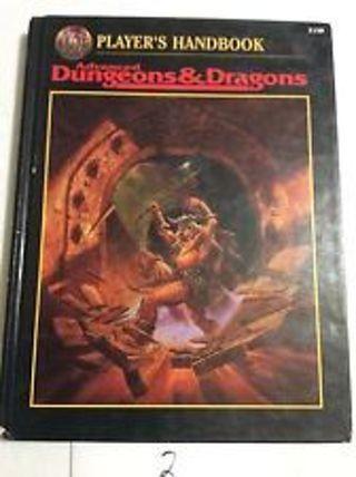 player's handbook advanced&dragons