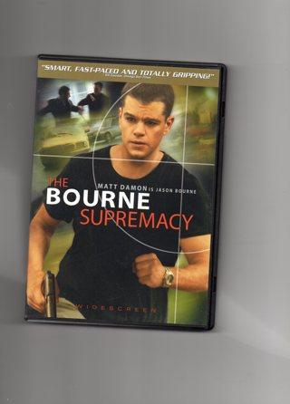 bourne supremacy free