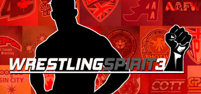 Wrestling Spirit 3 (Steam Key)