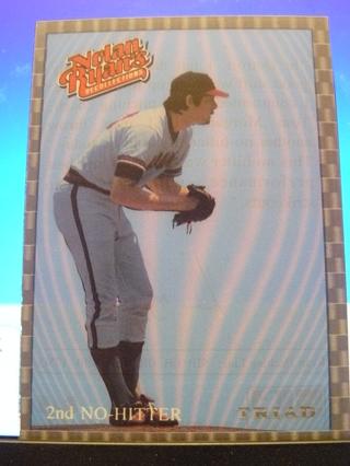 Free Rare Nolan Ryan Lenticular 3 D Baseball Card