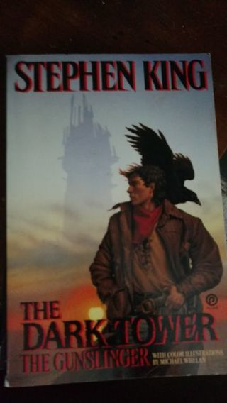 Stephen King - The Dark Tower The Gunslinger - paperback book - great condition