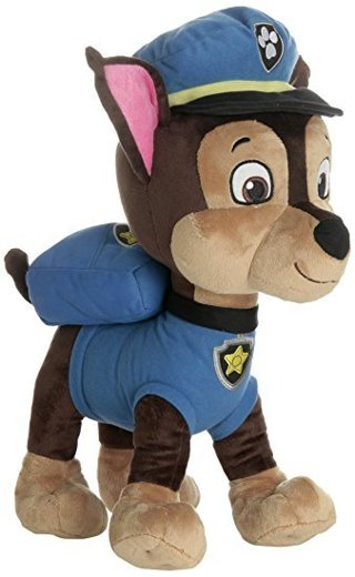 Paw Patrol Chase Cuddle Pillow - Brand New!
