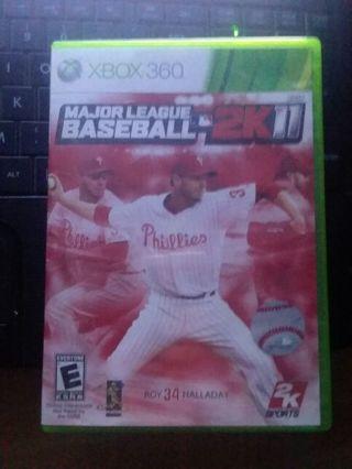 Major league basebalk 2k11