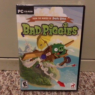 Bad Piggies (PC, 2012) Brand New!
