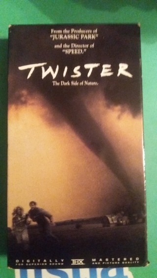 vhs twister free shipping