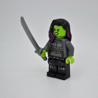 New Gamora Super Heroes Minifigure Building Toys Custom Lego