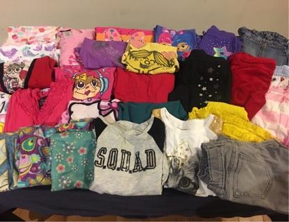 30 Piece Girl's Galore Bundle 6/6x Namebrands