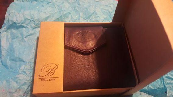 Buxton wallet Nwt