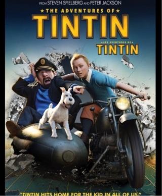 The Adventures of TinTin digital