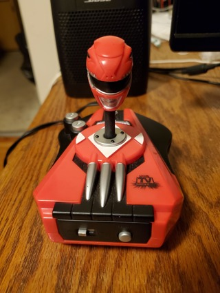 Power Rangers Plug n Play TV Games