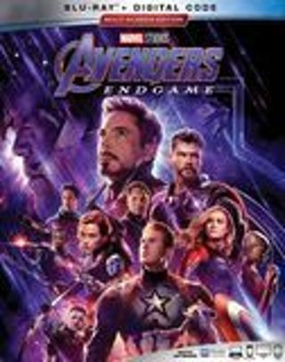 Avengers: Endgame [Includes Digital Copy] [Blu-ray] [2019]
